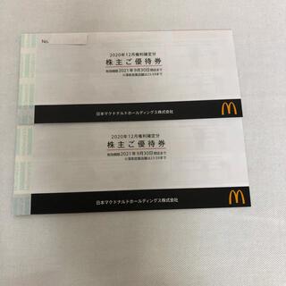 マクドナルド 株主優待券-7