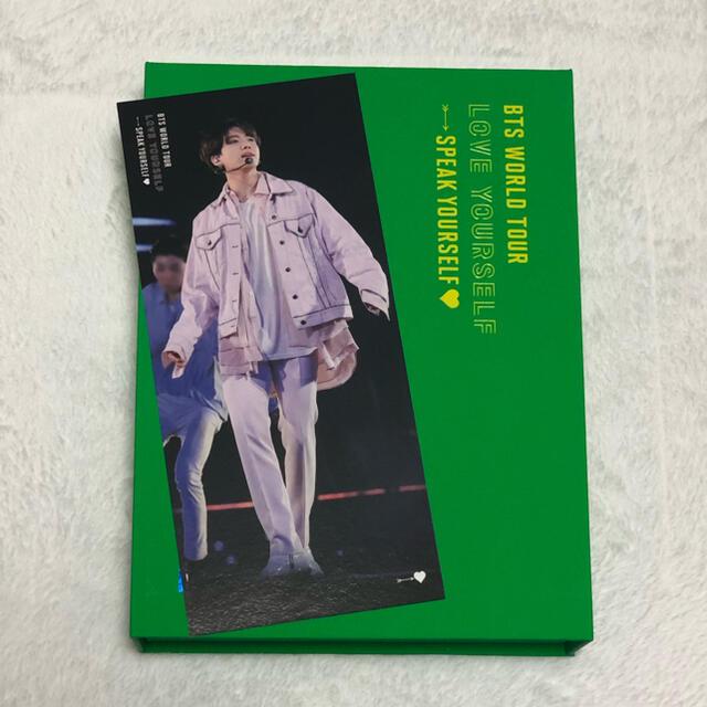 防弾少年団(BTS)(ボウダンショウネンダン)のBTS  SYS サンパウロ DVD ジョングク  エンタメ/ホビーのCD(K-POP/アジア)の商品写真