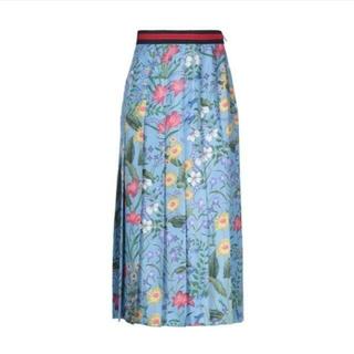グッチ(Gucci)のGUCCI 36  スカート(ロングスカート)