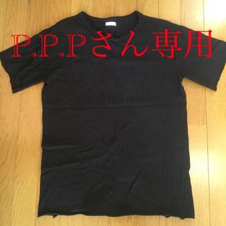 タトラス(TATRAS)のv::roomのヴィンテージ加工Tシャツ(Tシャツ/カットソー(半袖/袖なし))