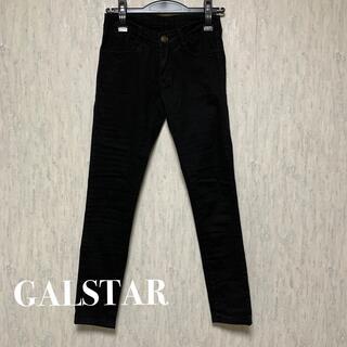 ギャルスター(GALSTAR)のGALSTAR ギャルスター リエディ スキニー ジーンズ パンツ 黒 ブラック(スキニーパンツ)