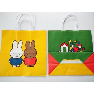 STUDIO CLIP - 【新品未使用品】miffy ミッフィー 紙袋 ショッパー studio CLIP