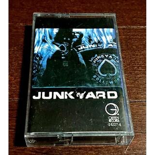 《カセットテープ》ジャンクヤード