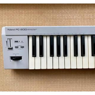 ローランド(Roland)のRoland PC-200 MIDIキーボード・コントローラー(MIDIコントローラー)