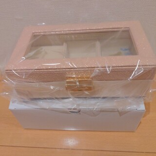 AfternoonTea - アフタヌーンティ☆窓付きジュエリーケース