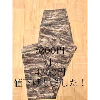 lululemon - 【期間限定⭐︎値下げしました!】lululemon レギンス size6