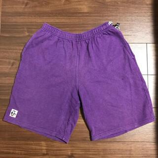 チャムス(CHUMS)のチャムス  ショートパンツ  ハリケーン パープル S 紫(ショートパンツ)