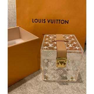 ルイヴィトン(LOUIS VUITTON)のルイヴィトン ボワット・スコット キューブ インテリア(小物入れ)
