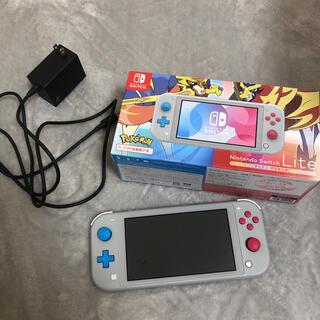Nintendo Switch - Nintendo Switch NINTENDO SWITCH LITE