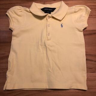 ラルフローレン(Ralph Lauren)のRALPH LAUREN 黄色ポロシャツ(その他)