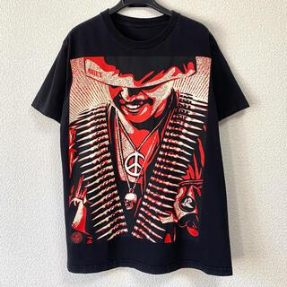 オベイ(OBEY)の【OBEY】グラフィティアート Tシャツ ボックスロゴ ミリタリー シュプリーム(Tシャツ/カットソー(半袖/袖なし))