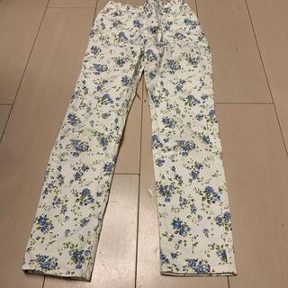 GU - ★GU 花柄パンツ★120