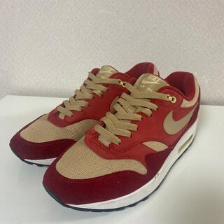 "ナイキ(NIKE)のAIR MAX 1 PREMIUM RETRO   ""RED CURRY""(スニーカー)"