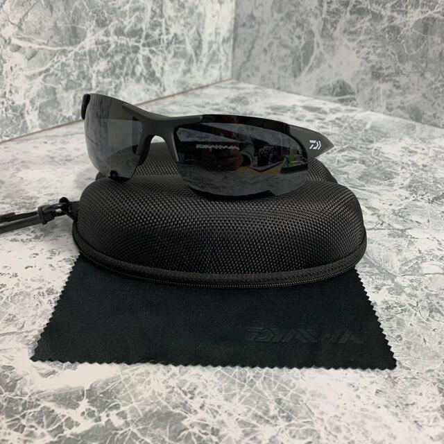 DAIWA(ダイワ)のダイワ偏光サングラス ブラック メンズのファッション小物(サングラス/メガネ)の商品写真