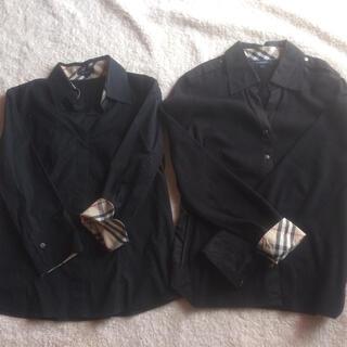 BURBERRY - バーバリー ロンドン シャツ2枚セット 三陽商会