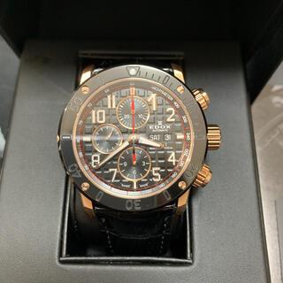 エドックス(EDOX)の腕時計 EDOX クロノオフショア クロノグラフ エドックス(腕時計(アナログ))