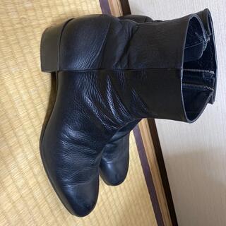 ヨウジヤマモト(Yohji Yamamoto)のkujaku 桐ブーツ(ブーツ)