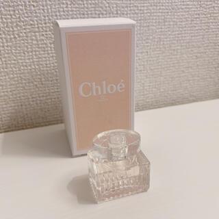 クロエ(Chloe)のクロエ オードトワレ 5ml ミニチュアボトル(香水(女性用))