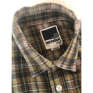 ノンネイティブ(nonnative)の【美品】VENDERチェックシャツ(シャツ)