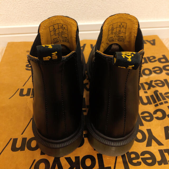 Dr.Martens(ドクターマーチン)のドクターマーチン サイドゴア レディースの靴/シューズ(ブーツ)の商品写真