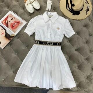 Gucci - グッチとノースフェイスのジョイントドレス