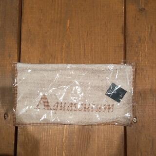 アクアスキュータム(AQUA SCUTUM)の✨新品未使用✨タオルハンカチ (ハンカチ/ポケットチーフ)