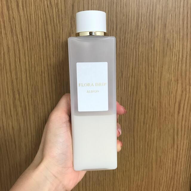 ALBION(アルビオン)のアルビオン フローラドリップ 160ml 使いかけ コスメ/美容のスキンケア/基礎化粧品(化粧水/ローション)の商品写真