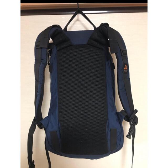 MYSTERY RANCH(ミステリーランチ)の最終価格 レア品 ミステリーランチ アーバンアサルト 24L 旧型 ネイビー メンズのバッグ(バッグパック/リュック)の商品写真