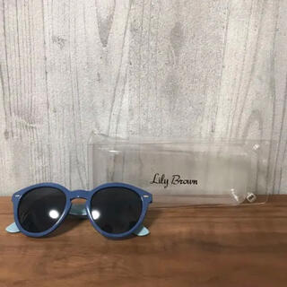 Lily Brown - 【新品】リリーブラウン サングラス