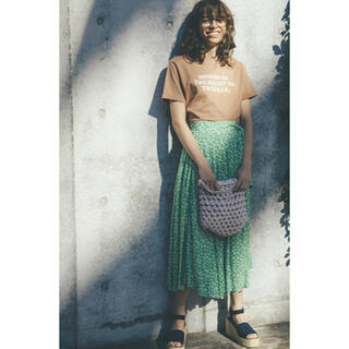 Mila Owen - Mila Owen❤️ラウンドヘム巻きスカート