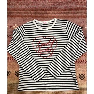 ピンクラテ(PINK-latte)のピンクラテ 長袖Tシャツ 150cm(Tシャツ/カットソー)