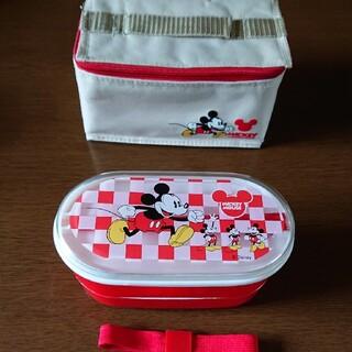 ミッキーマウス - 【ミッキーマウス】ランチボックス&クーラーボックスセット