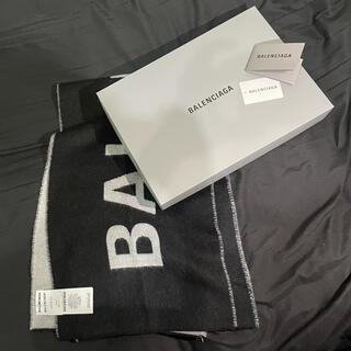 Balenciaga - BALENCIAGAマフラー