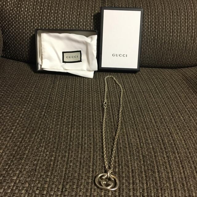 Gucci(グッチ)のGUCCI   メンズネックレス メンズのアクセサリー(ネックレス)の商品写真