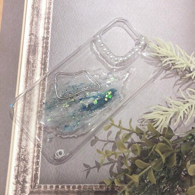 """ZARA(ザラ)の【""""O""""case.】ニュアンス iPhoneケース m-51【11Pro】 スマホ/家電/カメラのスマホアクセサリー(iPhoneケース)の商品写真"""