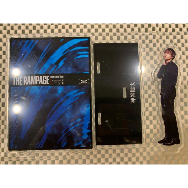 THE RAMPAGE(ザランページ)の♡《ぴー♡様専用》神谷健太 アクリルスタンド&パンダ着ぐるみキーホルダー エンタメ/ホビーのタレントグッズ(ミュージシャン)の商品写真
