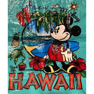 Disney - ミッキーマウス エコバッグ ハワイ限定