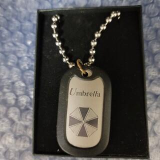 カプコン(CAPCOM)のBiohazard  バイオハザード アンブレラ ドッグタグ ネックレス (ネックレス)
