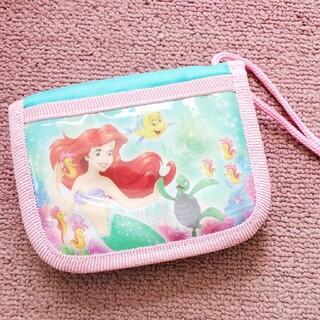 ディズニー(Disney)の美品・:*+.アリエルの財布꙳★*゚ウォレット(財布)