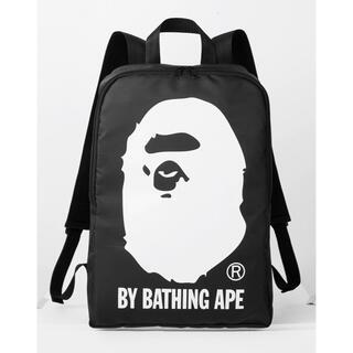 A BATHING APE - BAPE◆A BATHING APE◆猿顔◆バッグパック/リュック◆付録