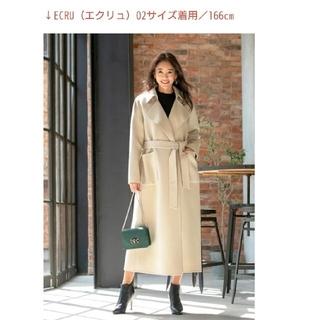 STYLE DELI - 美品 スタイルデリ【LUXE】 ロングレングス リバーコート02