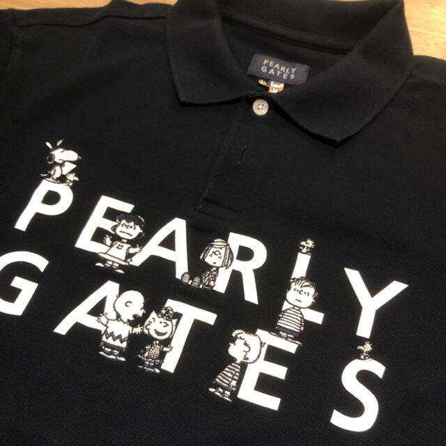 PEARLY GATES(パーリーゲイツ)の専用になります。パーリーゲイツ pearlygates   ポロシャツ  スポーツ/アウトドアのゴルフ(ウエア)の商品写真