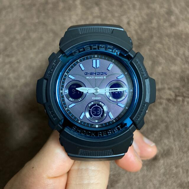 G-SHOCK(ジーショック)のCASIO G-SHOCK 電波時計 ソーラー充電機能付き メンズの時計(腕時計(アナログ))の商品写真