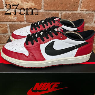 NIKE - AIR JORDAN1 CHICAGO LOW