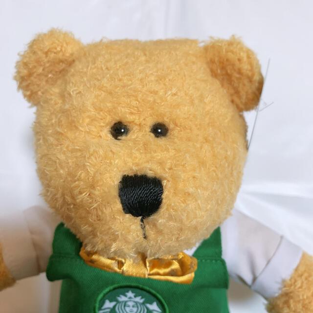 Starbucks Coffee(スターバックスコーヒー)のスターバックス ベアリスタ日本上陸25周年記念 エンタメ/ホビーのおもちゃ/ぬいぐるみ(ぬいぐるみ)の商品写真