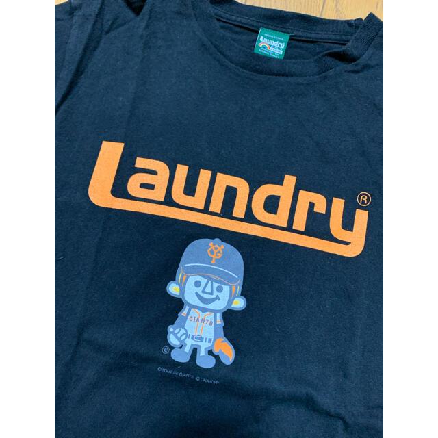 LAUNDRY(ランドリー)のLaundry ランドリー ジャイアンツコラボ Tシャツ M メンズのトップス(Tシャツ/カットソー(半袖/袖なし))の商品写真