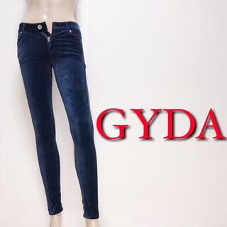 GYDA - 極美ライン♪ジェイダ  ストレッチベロアスキニー♡マウジー スライ