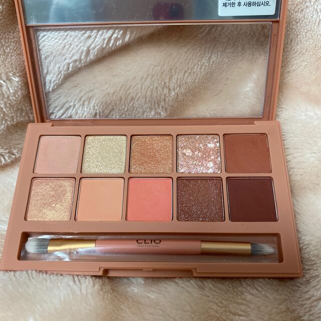 3ce(スリーシーイー)のCLIOアイシャドウパレット コスメ/美容のベースメイク/化粧品(アイシャドウ)の商品写真