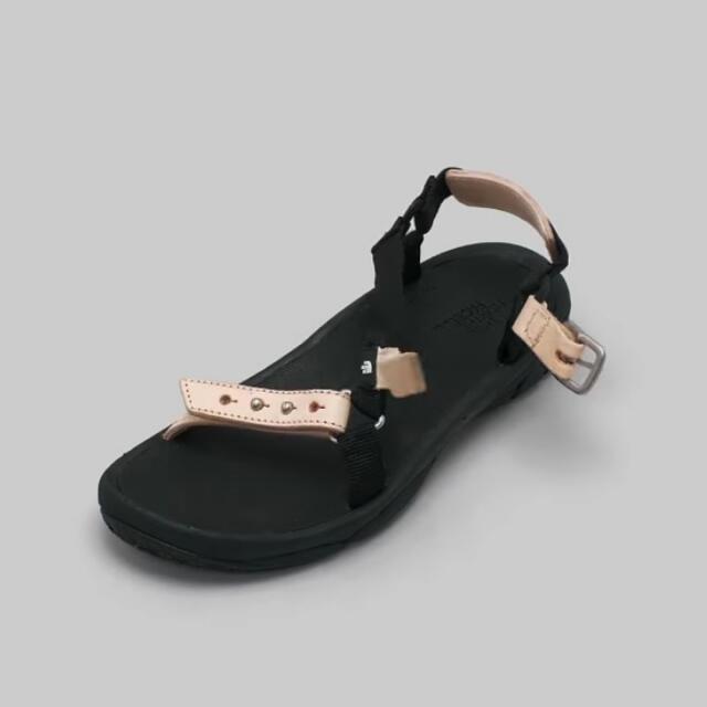 Hender Scheme(エンダースキーマ)の即日発送 HS Ultra Stratum PRO Black×Natural メンズの靴/シューズ(サンダル)の商品写真