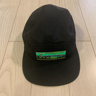 シュプリーム(Supreme)のsupreme Iridescent Logo Camp Cap(キャップ)